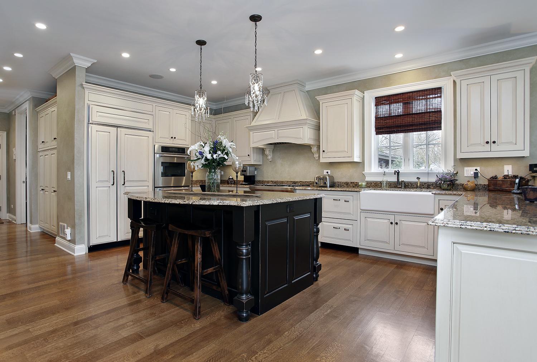 Mobili : cucina in legno massello
